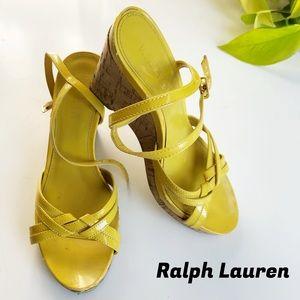 Ralph Lauren Wedges - 7.5
